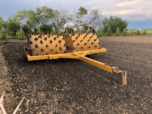 "48"" Pad Foot Pull Type Packer/ Delivery available"