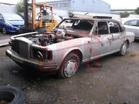 1983 Bentley Mulsanne 6.8 BREAKING