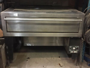Pizza oven Garland Gas Air Deck,