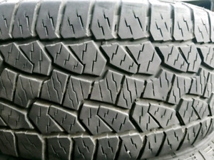 275/55/20 TIRES ONLY F150 FORD CHEVY 1500