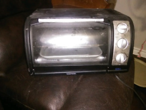 Like new toaster oven