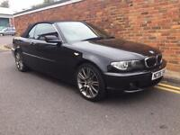 BMW 325 2.5 Sequential SMG Ci SE CONVERTIBLE 2006 92K F.S.H