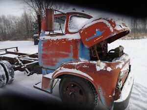 1956 FORD CAB OVER