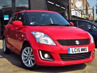 2015 SUZUKI SWIFT 1.2 SZ3 5DR HATCHBACK MANUAL PETROL HATCHBACK PETROL