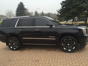 2015 GMC Yukon Denali, LOADED 6.2L EXTENDED WARRANTY