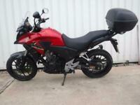 2013 Honda CB500 CB 500 XA D Commuter