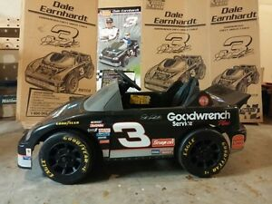 Hedstrom Power Rider # 3 Dale Earnhardt Monte Carlo Ride on Car