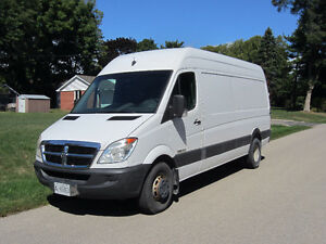 2008 Dodge Sprinter 3500 Full size cargo Van