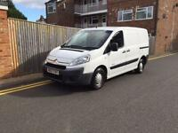 Citroen Dispatch 1.6HDi ( 90 ) L1 H1 1000 WHITE 2007 118K NO VAT