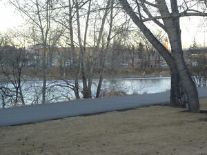 Shared 2bed/2bath Apartment in Downtown along the River