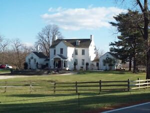 LF acreage with home