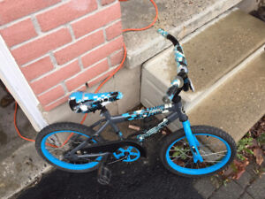 """16"""" Bike with available training wheels"""