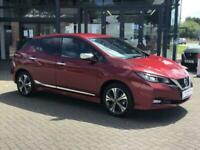 2020 Nissan Leaf NISSAN LEAF 160kW e+ Tekna 62kWh 5dr Auto Hatchback Electric Au