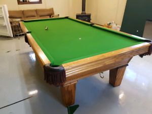 Pool Table Services In Ontario Kijiji Classifieds - Pool table refelting near me