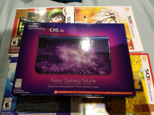 3 DS XL  NEGO