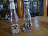 2 bouteilles de Ketchup
