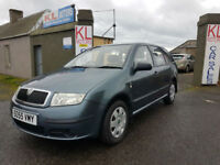 LOW MILEAGE - SKODA FABIA 1.2 Estate - SERVICE HISTORY