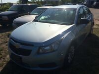 2011 Chevrolet Cruze Low km121 cert e-test 6900 pls tax