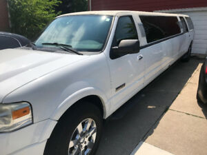 SUV - STRETCH LIMO - FOR SALE - INCLUDING CLIENTS
