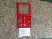 Manchester United shirt size small