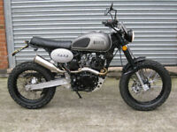 Bullit Motorcycles HERO 125 2017 67 reg