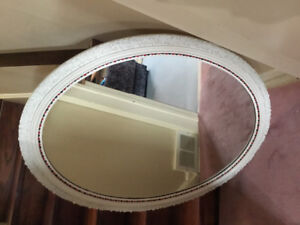 Large Mirror.  Used for Home Beauty Salon