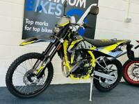 Unlisted SWM RS125R ENDURO ! DELIVERY MILES ! LEARNER LEGAL
