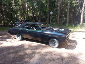 1966 1967 Chevelle Beaumont El Camino parts car