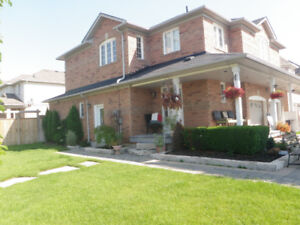 Great rate rental house at Brampton, Chingucousy and Sandalwood