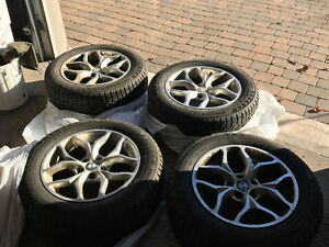 BMW 18 in. Winter Tire + Rims West Island Greater Montréal image 2