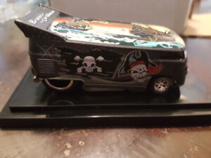 Hot wheels liberty promotions VW bus Pirates of the Caribbean