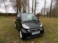 2012 smart fortwo coupe Passion 2dr Softouch Auto 84 [2010] COUPE Petrol Automat