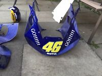 Yamaha R6 plastics... Full set...