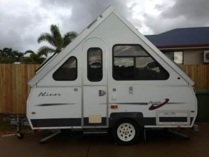 2010 Avan Aliner excellent condition Mackay 4740 Mackay City Preview