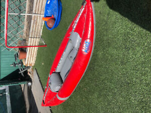 AIRE inflatable kayak force