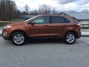 2017 Ford Edge SEL,2.0L Enginge,Turbo, Rear View Camera