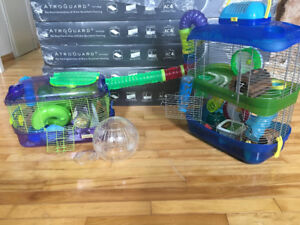 Hamster/ gerbal mansion