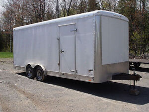 Enclosed Cargo Trailer (Forest River Inc 2014)