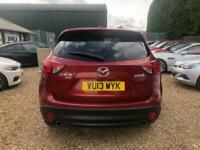 2013 Mazda CX-5 D SPORT NAV 4WD Auto Estate Diesel Automatic