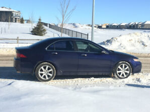 2004 ACURA TSX - LOW KMS