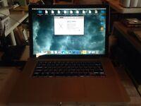 "MacBook Pro 15"" Mid 20012 i7"