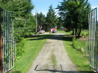 Country Home w/14.5 Acres + Privacy + Views + Ponds = Negotiable