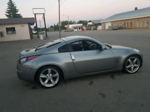 2003 350z(fairlady Z) rhd 6 speed manual.