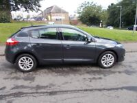 Renault Megane 1.5 DYNAMIQUE TOMTOM ENERGY DCI S/S++SERVICE HISTORY ZERO ROAD TAX++ (grey) 2014