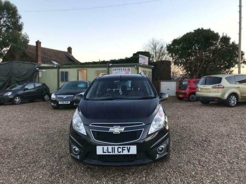 Chevrolet Spark 1 2 Lt In Norwich Norfolk Gumtree