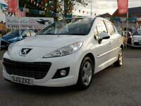 2012 Peugeot 207 1.4 Sportium 5dr