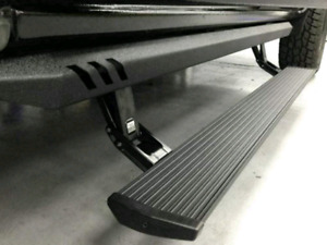 Power step parts