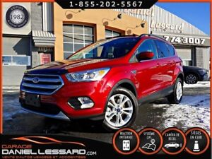 Ford Escape SEL AWD, ÉCOBOOST 1.5 L, GPS, TOIT PANO, CUIR, +++ 2