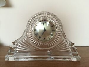 Authentic Crystal Clock $40. OBO