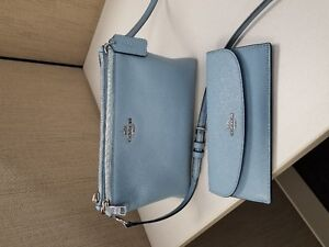 Brand New Coach bag with wallet
